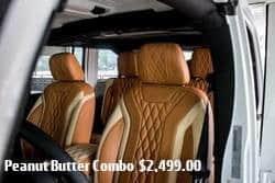 Peanut Butter Combo  $2,499.00