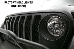 Factory Head Lights (included)