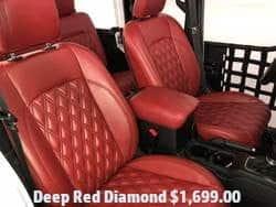 Deep Red Diamond- $1,699.00