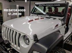 Predator Hood- $1,299.00