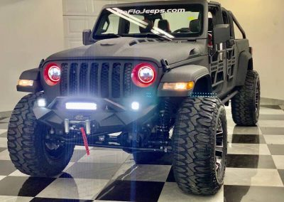2020 Jeep Gladiator Kevlar