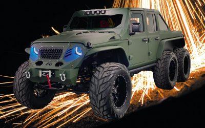 Men make Jeeps, Gods made the SF6x6