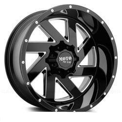 MO 988 Melee $348/wheel - $1,740.00