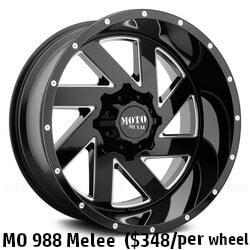 MO 988 Melee ($348 each)