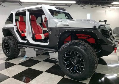 Custom Jeep Wrangler Unlimited Altitude