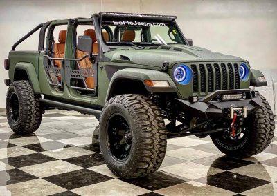 2020 Custom Jeep Gladiator Sport