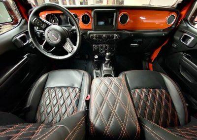 Custom Jeep Gladiator 093