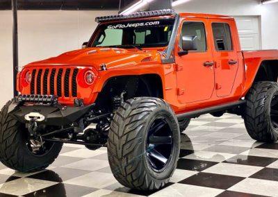 Custom Jeep Gladiator 145