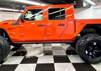 Custom Jeep Gladiator 151