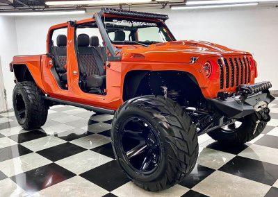 Custom Jeep Gladiator 198