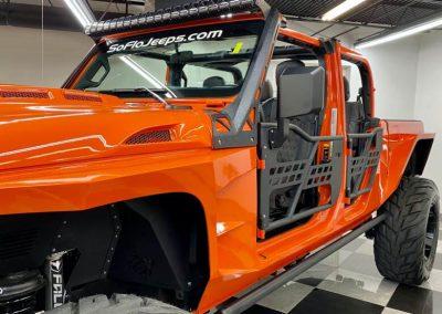 Custom Jeep Gladiator 244