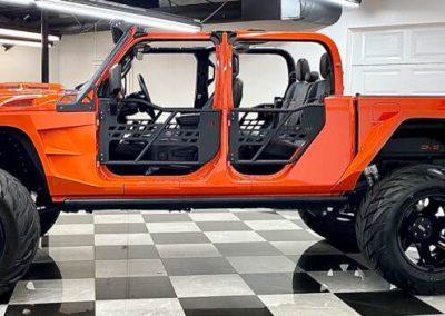 Custom Jeep Gladiator 249