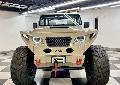 Custom Jeep Gladiator 707