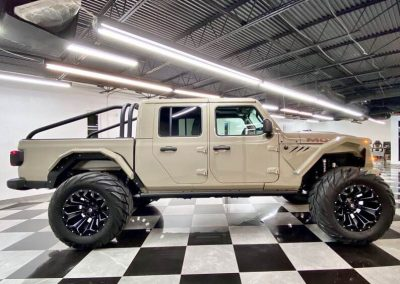 Custom Jeep Gladiator 718