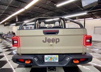 Custom Jeep Gladiator 741