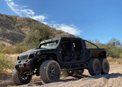 2020 jeep gladiator 6x6 ls3 v8 500hp