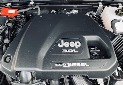 Diesel Engine option
