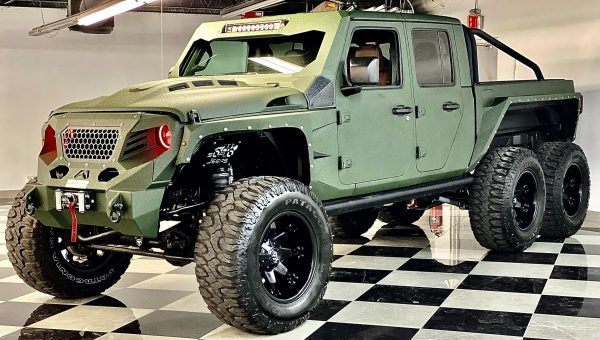 Custom Jeep Fender Liners 3 scaled
