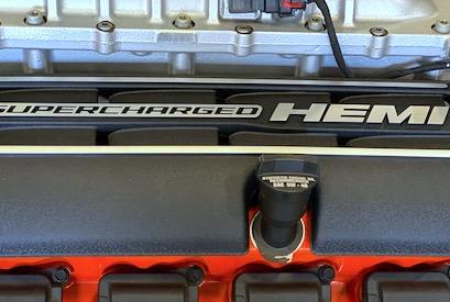 707 HP HELLCAT Engine Package
